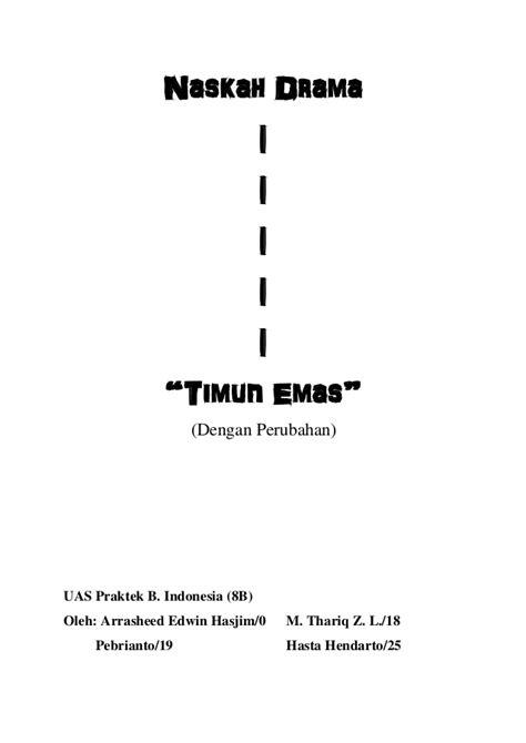 The Power Of Statistics Oleh J Supranto naskah drama timun emas