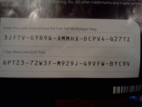 Free Xbox Live Codes Giveaway - 12 month xbox live code generator free