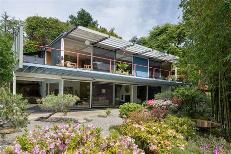 modern home design laurel md in laurel canyon atomic age modern with wild history