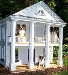 Bookshelf Decorating Tips Two Story Luxury Doghouse Home Amp Garden Do It Yourself