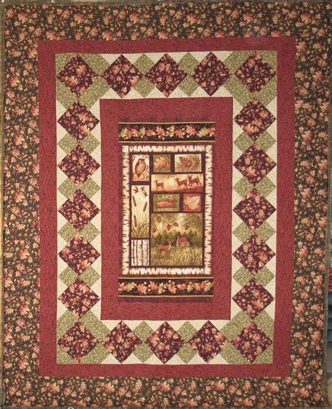 Quilt Patterns Using Panels quilt patterns using large panels quilt patterns using