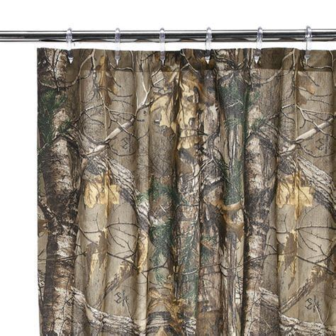 Camouflage Shower Curtains Camo Shower Curtain Real Tree Bath Rug Mat Towel Camouflage Bathroom Furniture Ebay