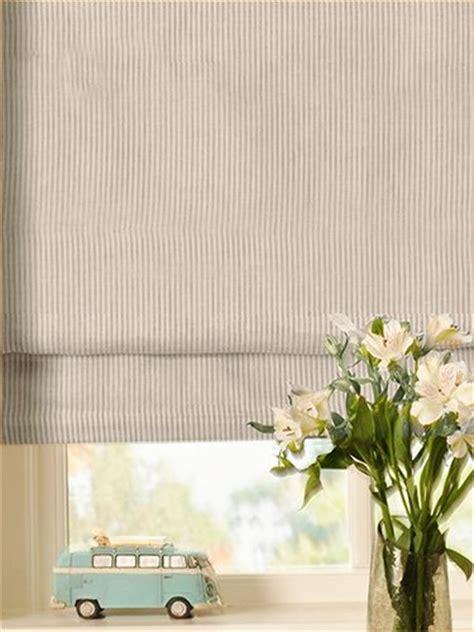 Blinds 2 Go linen stripe blind at blinds 2go blinds 2go
