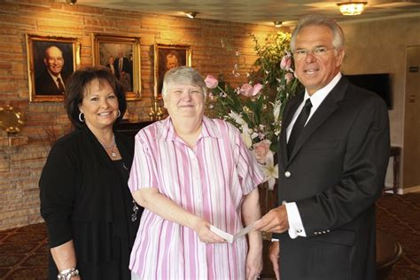 ael department receives donation moberly area community