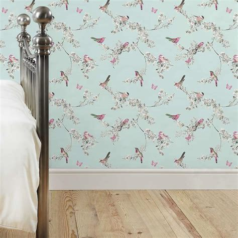 grey wallpaper dunelm how to decorate with duck egg blue