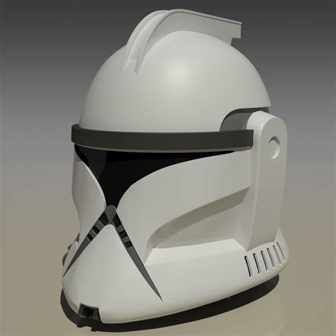 How To Make A Clone Trooper Helmet Out Of Paper - max clone trooper helmet