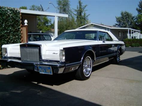mark jackson used cars buy used 1979 lincoln mark v bill blass edition in jackson