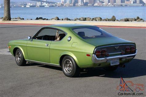 1974 mazda rx4 turbo ii rotary 13b rx2 rx3 r100 for sale