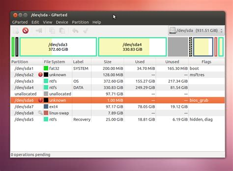 reset bios from ubuntu hard drive efi gpt windows 7 boot loader manager issue