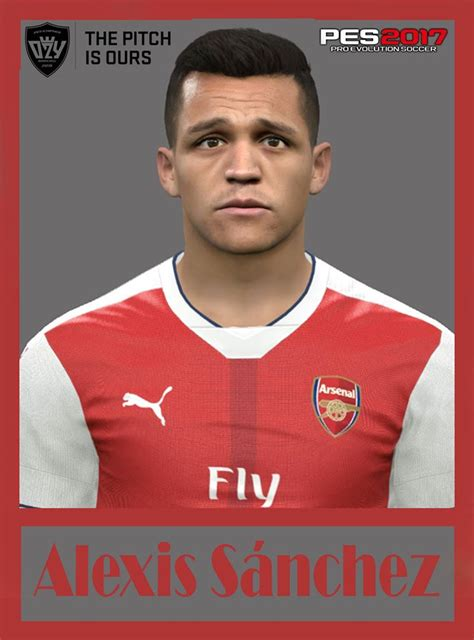 alexis sanchez pes 2018 alexis sanchez archives pes patch