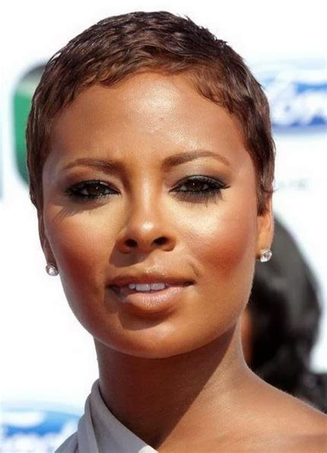 black hairstyles short hair 2015 trendy short hairstyles for black women wardrobelooks com