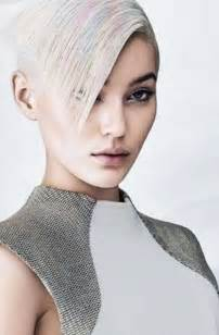 Galerry undercut hairstyle new