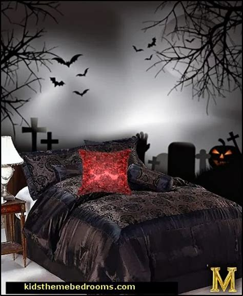 goth bedroom decorating theme bedrooms maries manor gothic style