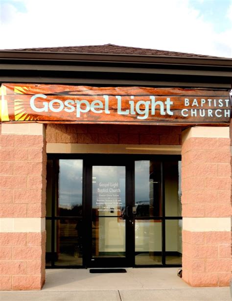 gospel light baptist church gospel light baptist church sunbury oh 187 kjv churches