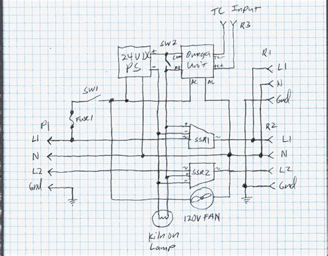 basic wiring diagram for a walk in freezer wiring