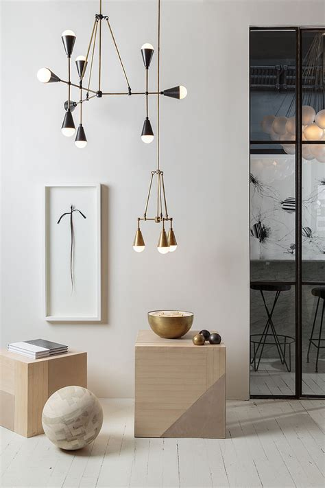 York Lighting by Unbearably Beautiful Aparatus Studio New York Yellowtrace