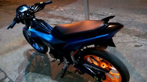 Knalpot Honda Sonic knalpot racing rcb honda sonic 150 r suaranya galaaak bro