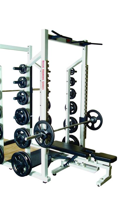 Half Rack Weight Set by Sts Half Rack York Barbell