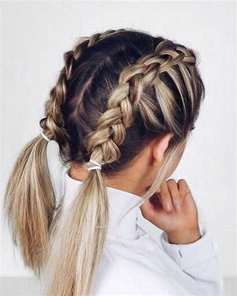 braids 2018 mermaid half up side fishtail etc