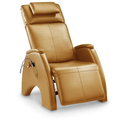 massage armchair recliner tony little 174 anti gravity massage recliner chair