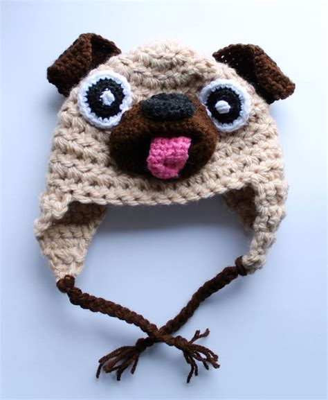 pug coat pattern now with better pictures free pug hat pattern the