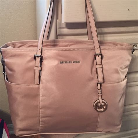 Mk Crossbody Baby Pink 21 michael michael kors handbags michael kors baby bag in pink nwt from