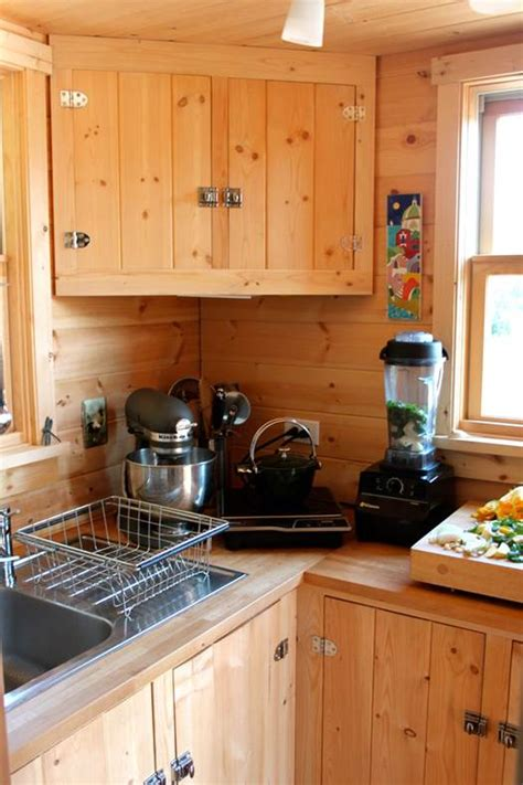 tiny kitchen appliances jamie and shawns tiny house