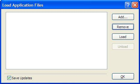 browse button in java swing autocad or bricscad installing an addon