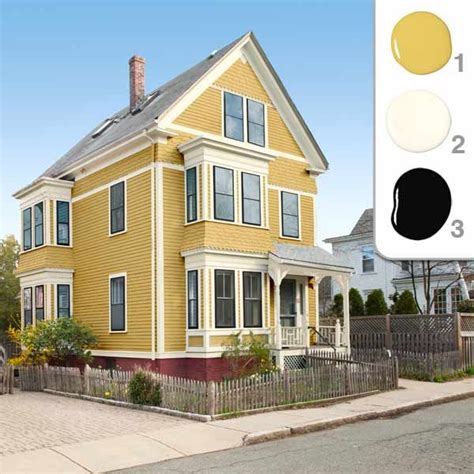 17 best ideas about yellow house exterior on yellow houses house shutter colors and
