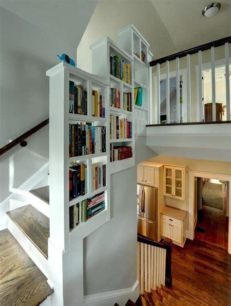 Rak Cerobong Rumah dekorasi interior kreatif dengan rak di rumah minimalis