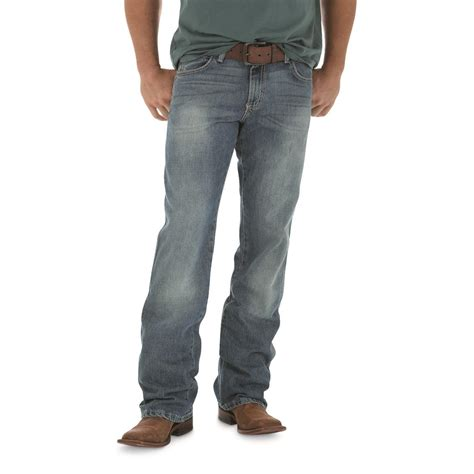 boot cut khakis mens wrangler s retro relaxed fit bootcut 676601