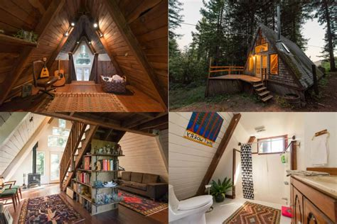 tiny home decor perfect retreat in a frame tiny cabin you ll love it