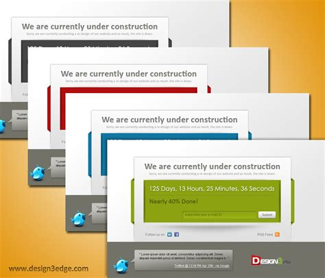underconstruction template 55 construction coming soon website templates