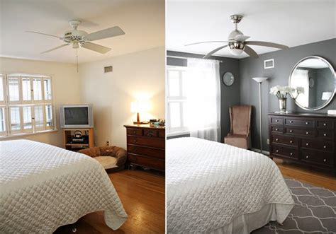 before and after bedrooms home makeover tips ideas home improvement