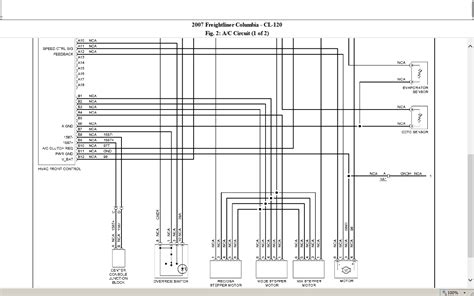 freightliner boost wire diagram 31 wiring diagram images