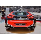 New Limited Edition BMW I8 Protonic Red W/ Geneva