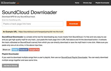 software to download mp3 from soundcloud top 10 soundcloud downloader online software