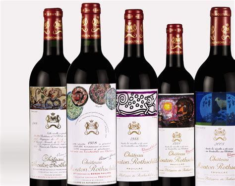 ch 226 teau mouton rothschild the labels room ch 226 teau mouton rothschild direct from the property