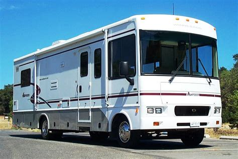 vacation rv rentals class a 32 foot rv rental with slide out