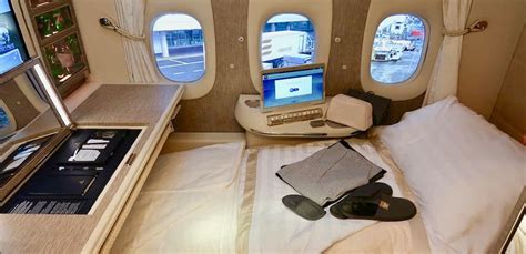 emirates virtual windows insider video step inside emirates first class suites