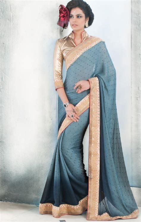 high neck saree jacket high neck blouse designs for designer sarees with cute