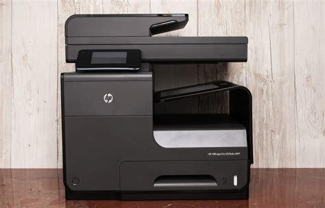Printer Hp Officejet Pro X576 Menengok Printer Cepat Dari Hp Merdeka
