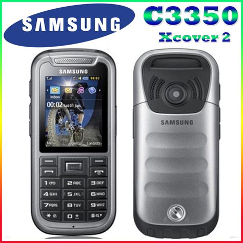 cheap used cell phones c3350 100 original unlocked samsung c3350 2 2 inches gps gsm cheap refurbished mobile phone