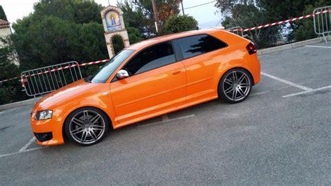 Audi S3 Orange by Toinou835 Mon S3 Orange Magma Ligne Milltek Page