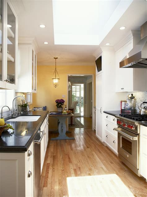 image of kitchen design galley kitchen design ideas of a small kitchen