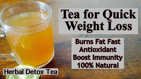 Detox Tea That Makes You Lose Weight by Herbal Detox Tea For Weight Loss How To Make Herbal Tea