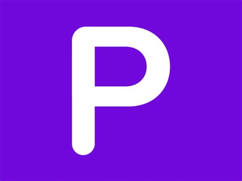 Animated P by Animated P By Dribbble