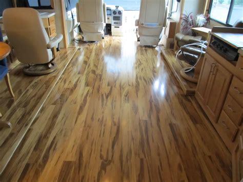 Rv Flooring Ideas by Rv Flooring Finishes