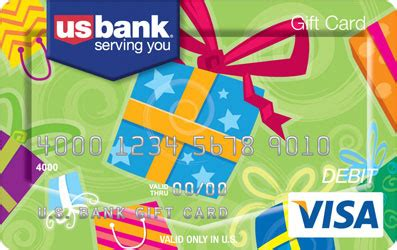 Us Bank Visa Gift Card My Account - gift card introducing the u s bank visa gift card