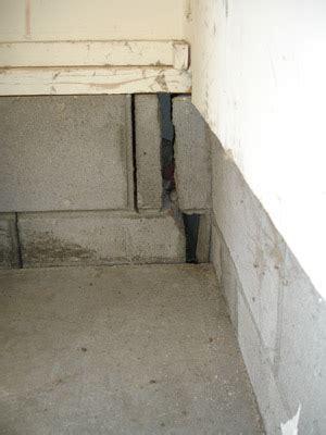 street creep wci basement repair